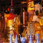 Hancheng Town's God Temple