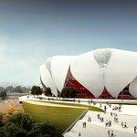 Hangzhou Stadium Foto