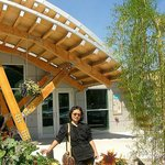 British Columbia Visitor Centre @ Golden Foto