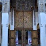 The main lobby in Dar Seffarine