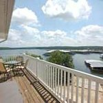 View of Grand Grand Glaize from a 3 bed condo deck