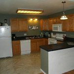 Fully equipped 2 Bed condo kitchen