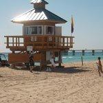 plage de sunny isles