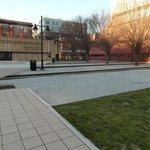 view of memorial yard