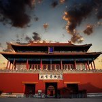 Ming and Qing Dynasties Ancient Buildings, Guide Photo