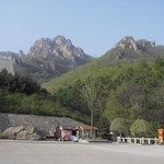 Wulong Mountain of Dandong