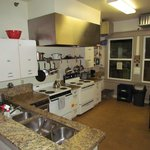 common kitchen- has everything you need.