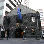 The Bluestone Room Aucklands oldest commercial building