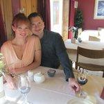Cozy dining, Rocky Mountain Springs Lodge