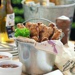 Portuguese Chicken Wings