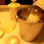 good white wine for service :-)