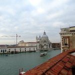 Daytime deck view across Grand Canal