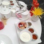 breakfast at Al Najada