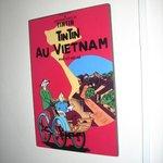 Vietnam lacquer:}