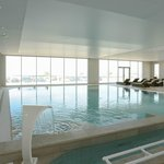 L'espace marin : bassin multifonctions, sauna, hammam