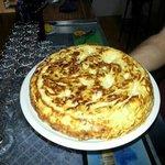 la fameuse tortilla !! maison