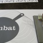Restaurant Embat a Barcellona.