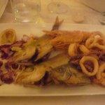 fritto di pesce!!!