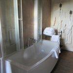 Big tub for baths