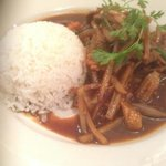 spicy beef n chilli
