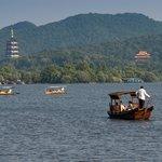 East Lake of Linhai