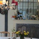 Jouons les curieux : La salle des petits déjeuners