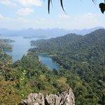 Khao Sok view point