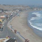 Playa Chorrillos, Miraflores y Puerto Chico