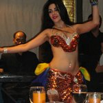 Nile Cruise Belly Dancer
