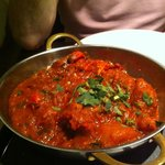 More delicious food at the Newent Tandoori