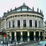 Bourla theatre.