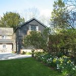 Barn conversion at Staunton House for self catering