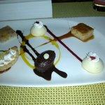 Dessert at Beach House