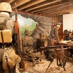 D.Day Room in our World at War Exhibition