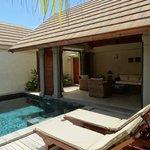 Villa oasis 2 personnes
