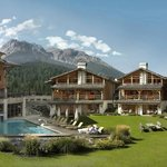 Hotel Post Alpina Dolce Vita Family Chalet
