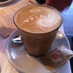 Stor latte