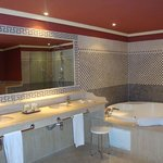 The bathroom view 1