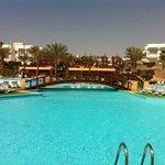 piscina view