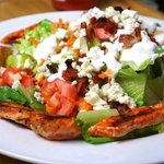 Our Smoked Buffalo Chicken Salad