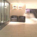 entrance / exit area