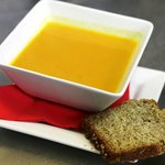Delicious Homemade Soup available each day