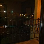 small tiny balcony