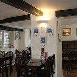 Interior of Tea Rooms