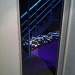 vano scale con illuminazione led