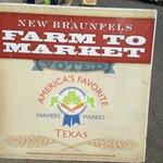 New Braunfels Farm to Market Signage