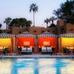 Private Cabanas at The Lodge Pool