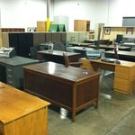 Tons of Office Furniture