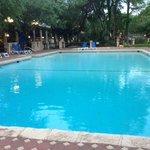 Pool at Inn of the Hills, Kerrville, TX