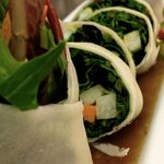Thai Garden Roll - Appetizer